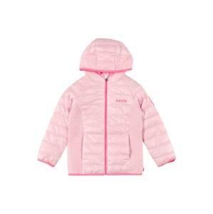 LEVI'S Přechodná bunda  pink / starorůžová