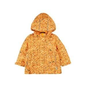 Reima Zimní bunda  oranžová / mix barev