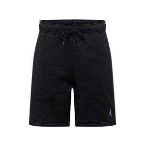 Jordan Kalhoty  černá / bílá