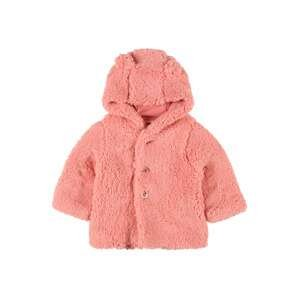 GAP Přechodná bunda  světle růžová