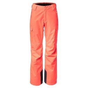 HELLY HANSEN Outdoorové kalhoty  korálová / černá