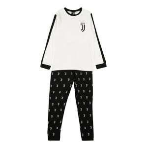 OVS Pyžamo  černá / bílá