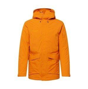 MAMMUT Outdoorová bunda 'Chamuera'  tmavě oranžová