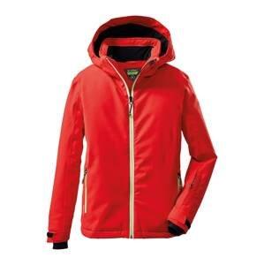 KILLTEC Outdoorová bunda  červená