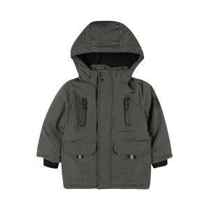 STACCATO Zimní bunda  tmavě zelená