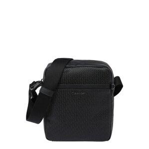 Calvin Klein Taška přes rameno 'Nano'  černá