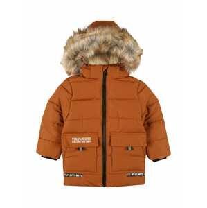 STACCATO Zimní bunda  koňaková