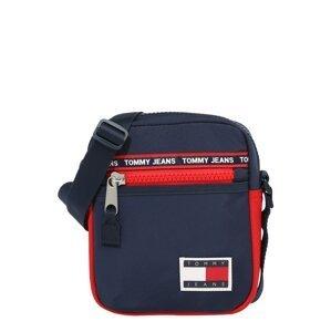 Tommy Jeans Taška přes rameno  námořnická modř / červená / bílá