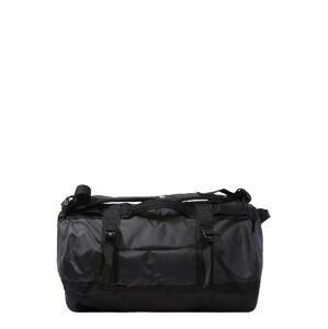 THE NORTH FACE Cestovní taška  černá / bílá