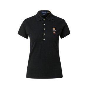 Polo Ralph Lauren Tričko  černá