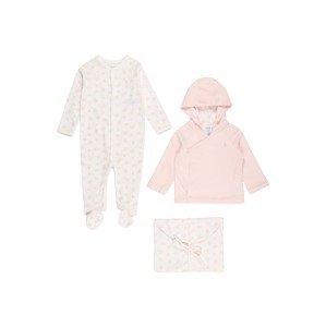 Polo Ralph Lauren Sada  bílá / světle růžová