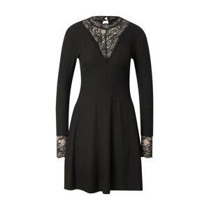ONLY Šaty 'NELLA'  černá
