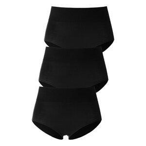 LASCANA Kalhotky  černá
