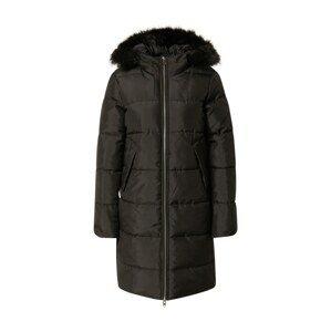 JDY Zimní kabát 'Eli Sunny'  černá