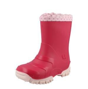 ELEFANTEN Gumové holínky 'Jelly Jannis'  pink / růžová