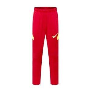 NIKE Sportovní kalhoty  červená / žlutá