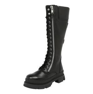 ALDO Šněrovací boty 'TAELDAN'  černá