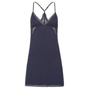 LASCANA Společenské šaty  noční modrá