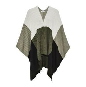 OPUS Pláštěnka 'Abordi'  khaki / černá / bílá