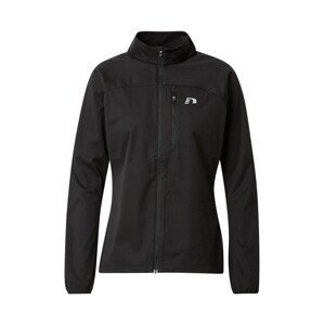 Newline Sportovní bunda 'Core'  černá / šedá