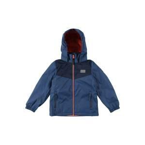 LEGO WEAR Zimní bunda 'JAZMINE'  tmavě modrá / marine modrá / korálová