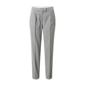 Esprit Collection Kalhoty s puky  šedá