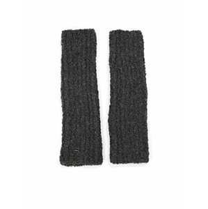 ESPRIT Prstové rukavice  čedičová šedá