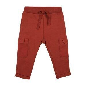 NAME IT Kalhoty 'OLAV'  rezavě červená