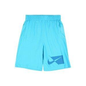 NIKE Sportovní kalhoty  světlemodrá / královská modrá