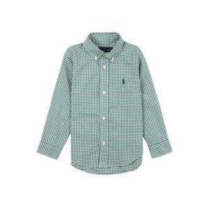 Polo Ralph Lauren Košile  bílá / nefritová
