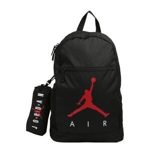 Jordan Batoh 'JAN AIR'  černá / červená / bílá