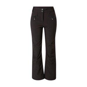 KILLTEC Outdoorové kalhoty 'Thônes'  černá