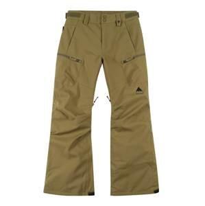 BURTON Outdoorové kalhoty 'Elite'  olivová / černá