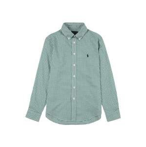Polo Ralph Lauren Košile  zelená / bílá