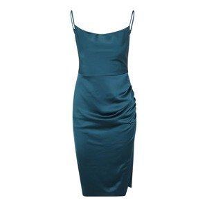 Forever New Petite Koktejlové šaty 'Laura'  námořnická modř