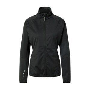 Rukka Sportovní bunda 'METVI'  černá / bílá