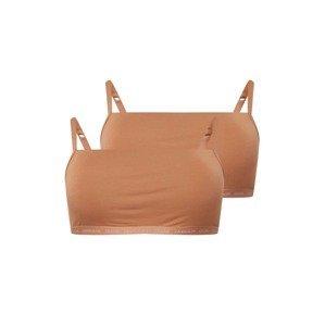 Calvin Klein Underwear Podprsenka  písková