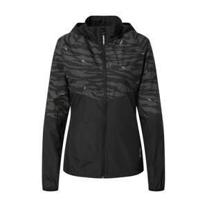 Rukka Sportovní bunda 'MESSELA'  černá / bílá