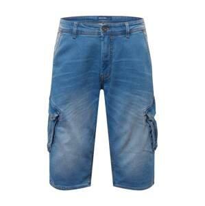 BLEND Džíny s kapsami  modrá džínovina