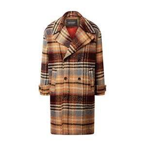 SCOTCH & SODA Přechodný kabát  velbloudí / kouřově modrá / černá / rezavě hnědá / béžová