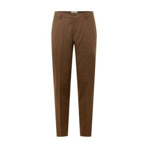 Les Deux Kalhoty s puky  barvy bláta