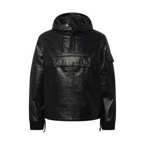 Deadwood Přechodná bunda  černá