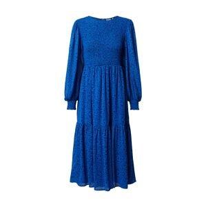NÜMPH Šaty  noční modrá / nebeská modř