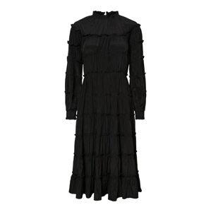 VERO MODA Šaty 'Carmen'  černá