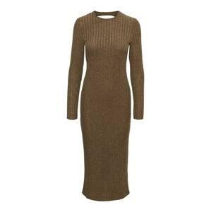 Vero Moda Tall Úpletové šaty 'Tamika'  olivová