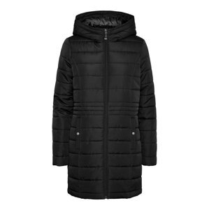 VERO MODA Zimní kabát 'Simone'  černá