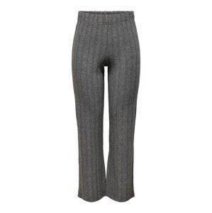 ONLY Kalhoty 'Augusta'  tmavě šedá