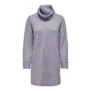 JDY Úpletové šaty 'Tyra'  šeříková