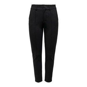 ONLY Kalhoty s puky  černá