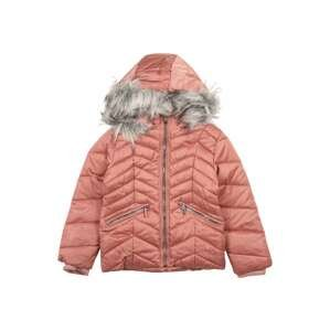 LEMON BERET Zimní bunda  starorůžová / režná